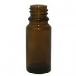 Sklenená fľaška 5ml - hnedá