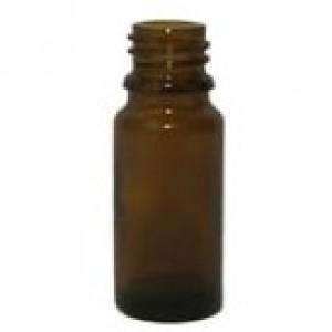 Sklenená fľaška 10ml - hnedá