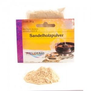 Vykurovadlo - Santalové drevo - prášok 20g