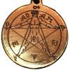 Amulet Symbol 13 - Agrippov pentagram