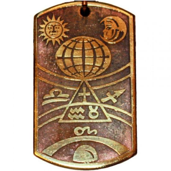 Amulet Symbol 03 - Astrologický talizman