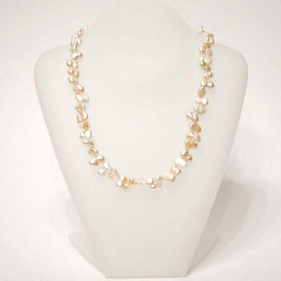 Náhrdelník - Riečne perly
