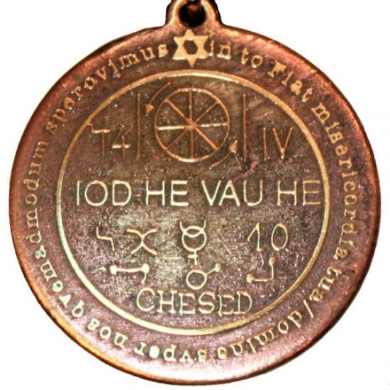 Amulet Symbol 24 - Magický kruh úspešnosti