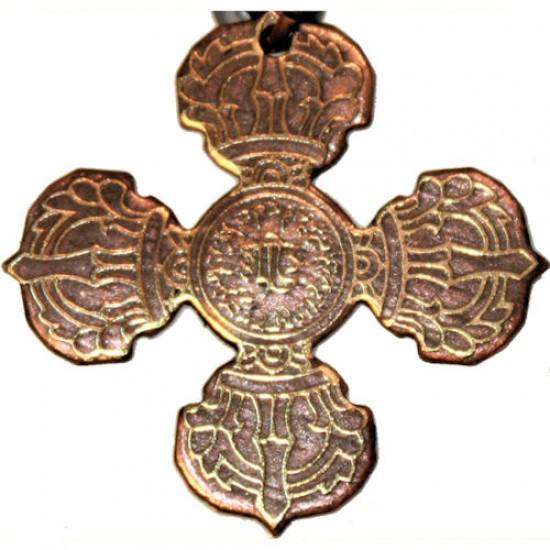 Amulet Symbol 40 - Zkrížená vadrža