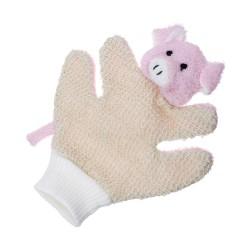Mycia rukavica so zvieratkom - Prasiatko