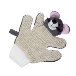 Mycia rukavica so zvieratkom - Myška
