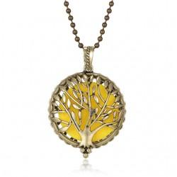 Aroma prívesok - Strom života 5 zlatý