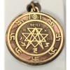 Amulet symbol 29 - Kabalistický ochranný kruh Venuše