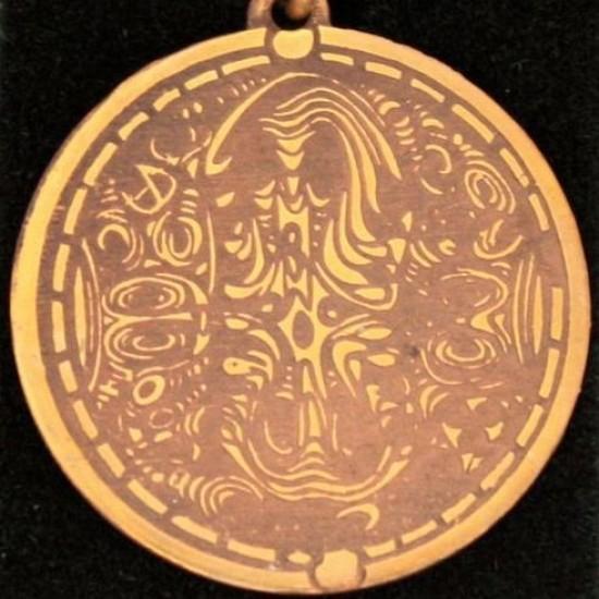 Amulet symbol 18 - Austrálsky ochranný štít