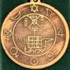 Amulet symbol 22 - Univerzálny šalamúnov amulet