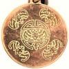 Amulet symbol 23 - Symbol piatich požehnaní