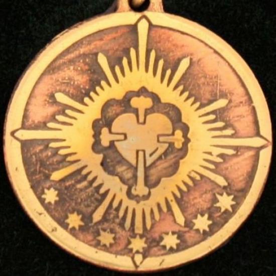 Amulet symbol 43 - Kresťanský symbol viery