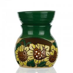 Aromalampa - keramika - Slnečnice 1