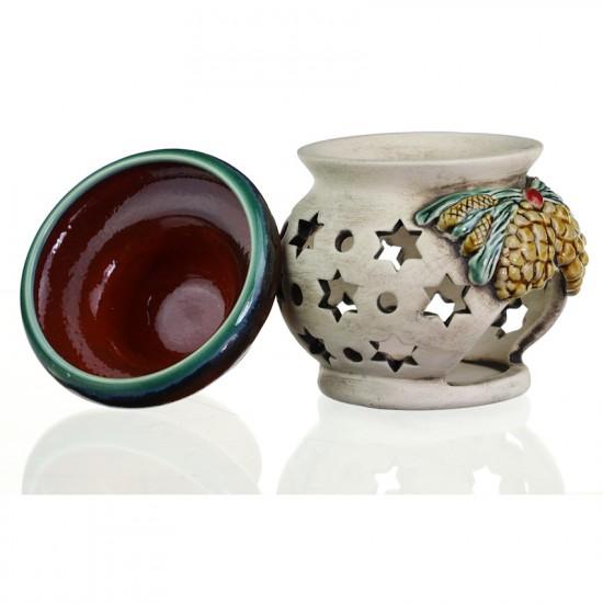 Aromalampa - keramika - v10
