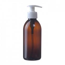 Plastová fľaška s dávkovačom 250ml