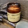 Sójová sviečka aromaterapeutická - Pozítívne vibrácie