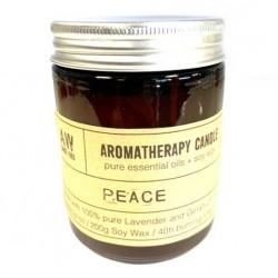Sójová sviečka aromaterapeutická - Pokoj