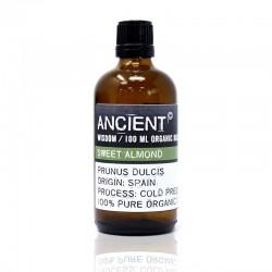 Prírodný olej - Mandľový Organic