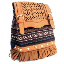 Mini ruksak - Milan svetlý