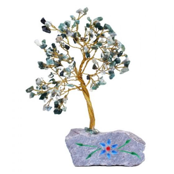 Stromček šťastia - Achát stromový 160