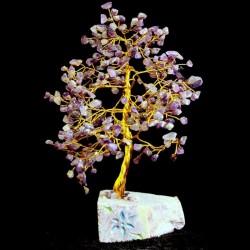 Stromček šťastia - Ametyst 320