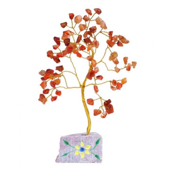 Stromček šťastia - Karneol 160