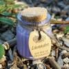 Sójová vonná sviečka - Levanduľa