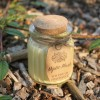 Sójová vonná sviečka - Vanilka