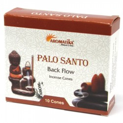 Vonné kužele Tečúci dym Palo Santo