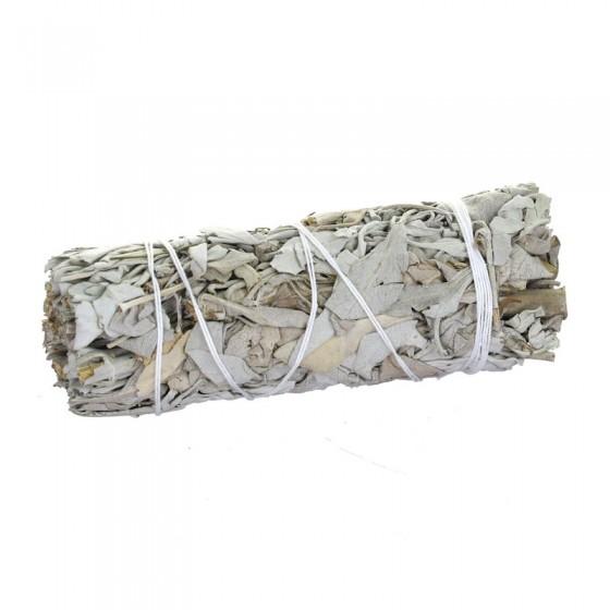 Vykurovadlo - Biela šalvia mini zväzok 1ks nebalený šúlec