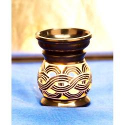 Aromalampa - kamenná - Keltský uzol