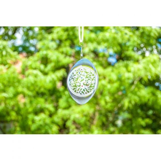 Spiner mobilár - strom života s čakrovými kamienkami 15cm
