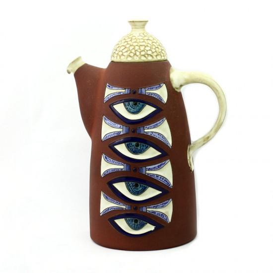 Čajník - magické oči