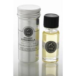 Organický éterický olej - Citronella - NHR