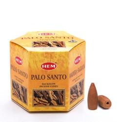 Vonné kužele Tečúci dym - Hem - Palo Santo