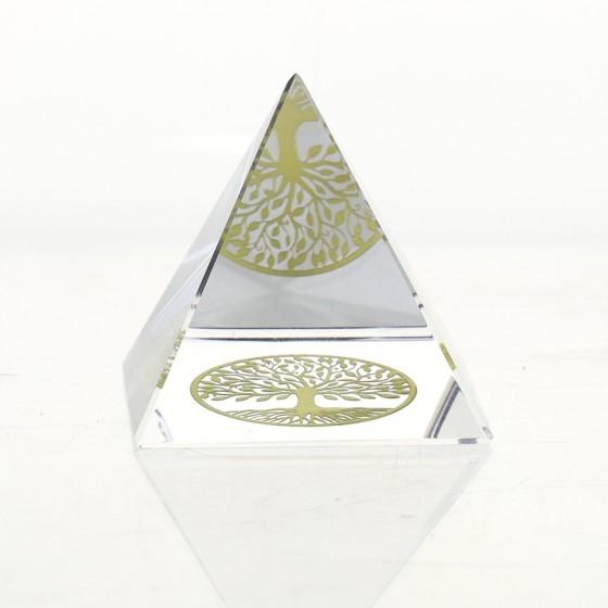 Krištáľová pyramída - strom života