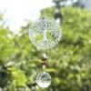 Závesná dekorácia s krištáľmi - strom života