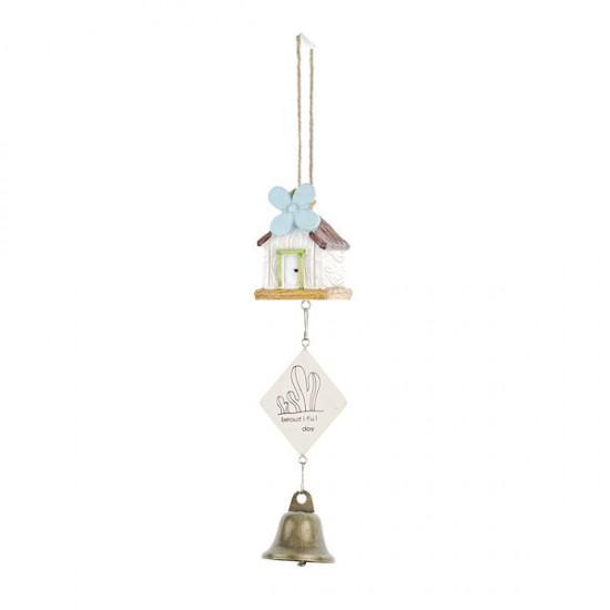 Zvonček na zavesenie - Krásny deň