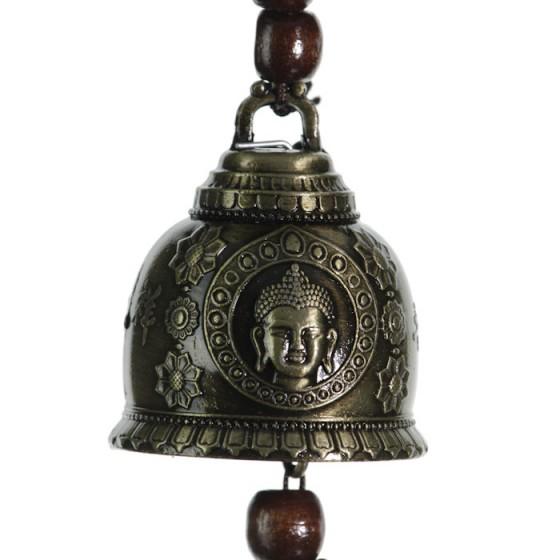 Zvonček s budhom