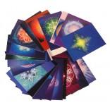 Yandala, Mandaly pohľadnicové, kartičkové