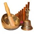Zvukové nástroje, spievajúce misy