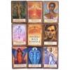 Karty a kniha - Anjeli, bohovia, bohyne