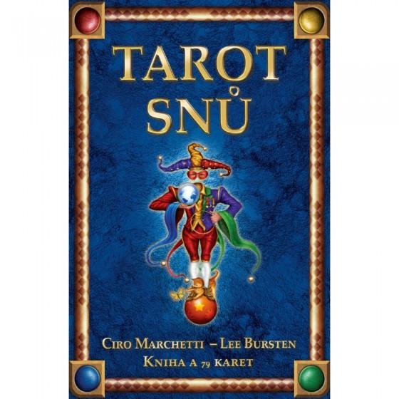 Karty a kniha - Tarot Snov