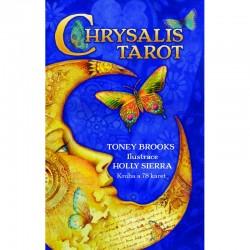 Karty a kniha - Chrysalis Tarot