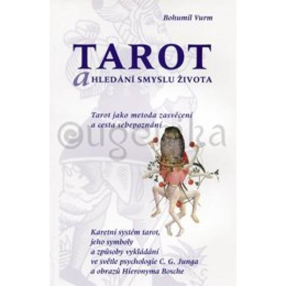 Kniha - Tarot a hľadanie zmyslu života
