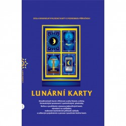Karty a kniha - Lunárne karty