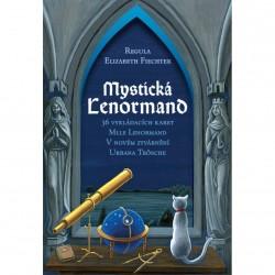 Karty a kniha - Mystická Lenormand