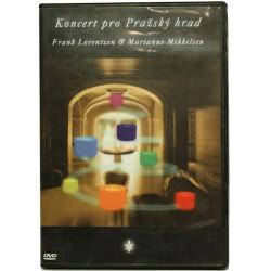 DVD - Koncert pre pražský hrad - Krištáľové misy