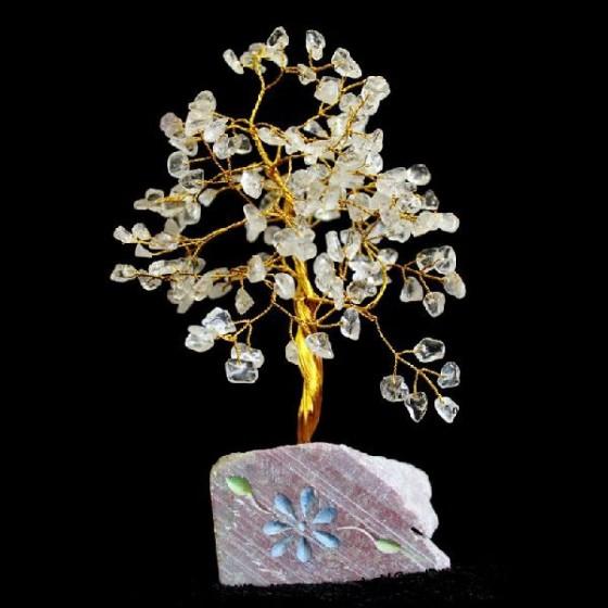 Stromček šťastia - Krištáľ 320