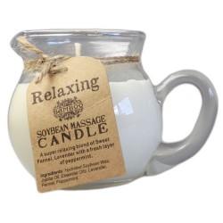 Masážna sviečka - relax